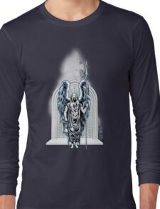 The Game of Kings, Wave One: The White King Long Sleeve T-Shirt