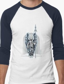 The Game of Kings, Wave One: The White King Men's Baseball ¾ T-Shirt