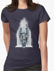 The Game of Kings, Wave One: The White King Womens Fitted T-Shirt