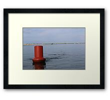 Blakeney Bouy Framed Print