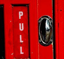 Pull this Handle by Karen  Betts