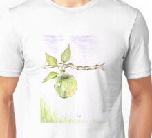 Golden Delishous Apple Unisex T-Shirt