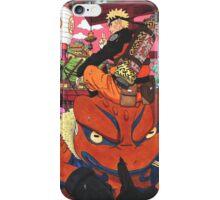Naruto x Gamakichi - Naruto Shippuden iPhone Case/Skin