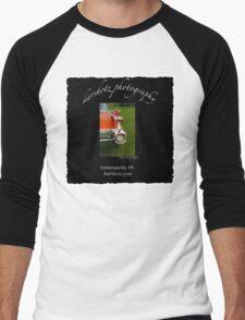 1959 Caddy Rear Lights Men's Baseball ¾ T-Shirt