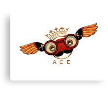 Flying Ace Canvas Print