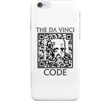 The Da Vinci Code iPhone Case/Skin