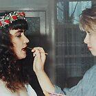 Bride Getting Ready by Graham Mewburn
