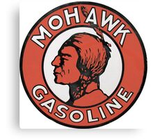 Mohawk Gasoline Canvas Print