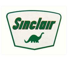 Sinclair Dino Art Print
