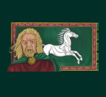 King Theoden by andreyus