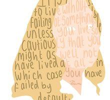 JK Rowling by LibbyroseITM