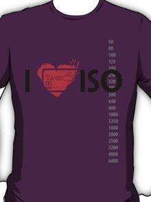 I heart ISO T-Shirt