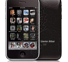 iJavier Albar Phone by Javier Albar