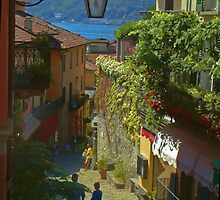 Bellagio, Italy, by lake como by Noel Moore Up The Banner Photography