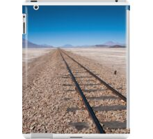Railroad to Nowhere iPad Case/Skin