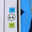 Number 44 by coastal