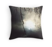 Low Noon Throw Pillow