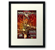 Bass Oasis 5 Framed Print