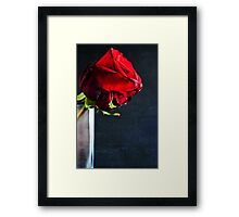 Ain't No Other Love Framed Print