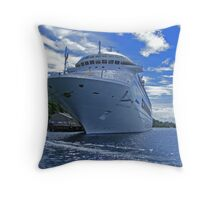 Pacific Dawn  Throw Pillow