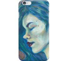 Serenity Blue GPOY iPhone Case/Skin