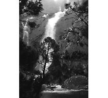 Meander Falls after rain Photographic Print