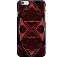 Burgundy Velvet iPhone Case/Skin