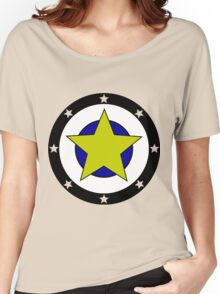 Reach For The Stars Women's Relaxed Fit T-Shirt