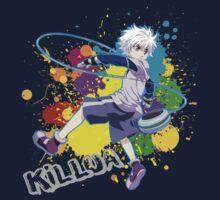 Killua by Skilling