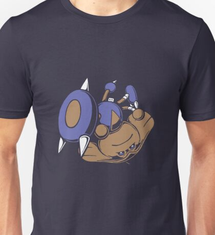 Rapid Spin to Win - Hitmontop (Style 2) Unisex T-Shirt