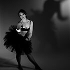 Ballet Shadows #1 by Sleek Images
