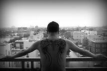 Urban Angel by Ghelly