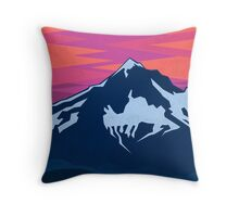 Oregon Throw Pillow