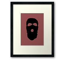 Criminal Concept 2 | Three Framed Print