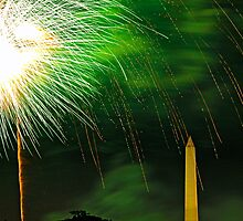 Bombs Bursting in Air by Jeff Clark