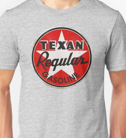 Texan Gasoline Unisex T-Shirt