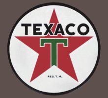 Texaco retro Baby Tee