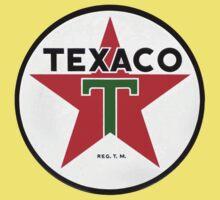 Texaco retro Kids Tee
