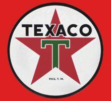 Texaco retro One Piece - Short Sleeve