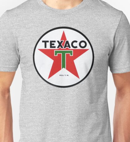 Texaco retro Unisex T-Shirt