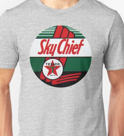Texaco Sky Chief Unisex T-Shirt