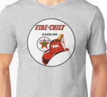 Texaco Fire Chief Unisex T-Shirt