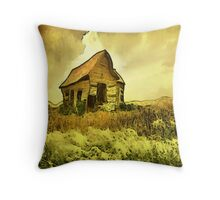 Blow Wind Blow Throw Pillow