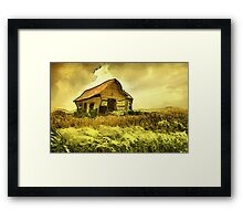 Blow Wind Blow Framed Print