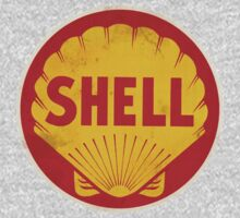 Shell retro by ianscott76