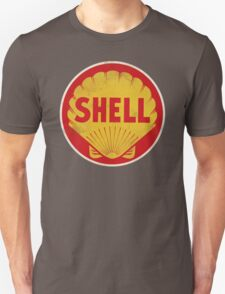 Shell retro T-Shirt