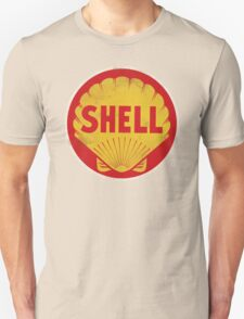 Shell retro T-Shirt