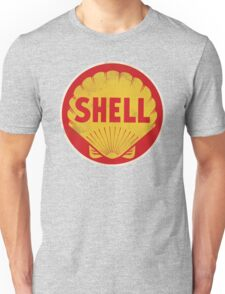 Shell retro Unisex T-Shirt