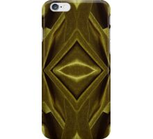 Gold Velvet iPhone Case/Skin