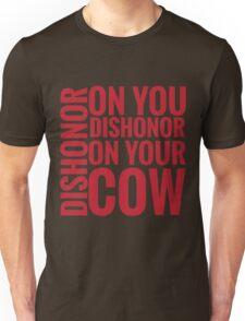 DISHONOR! Unisex T-Shirt